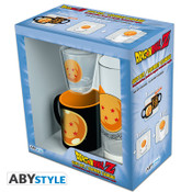 3-Piece Drinkware Dragon Ball Z Gift Set