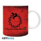 Emblems The Seven Deadly Sins Mug