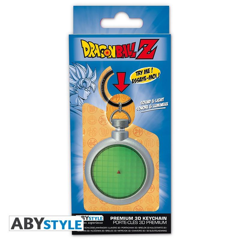 Dragon Ball Radar Dragon Ball Z 3D Keychain