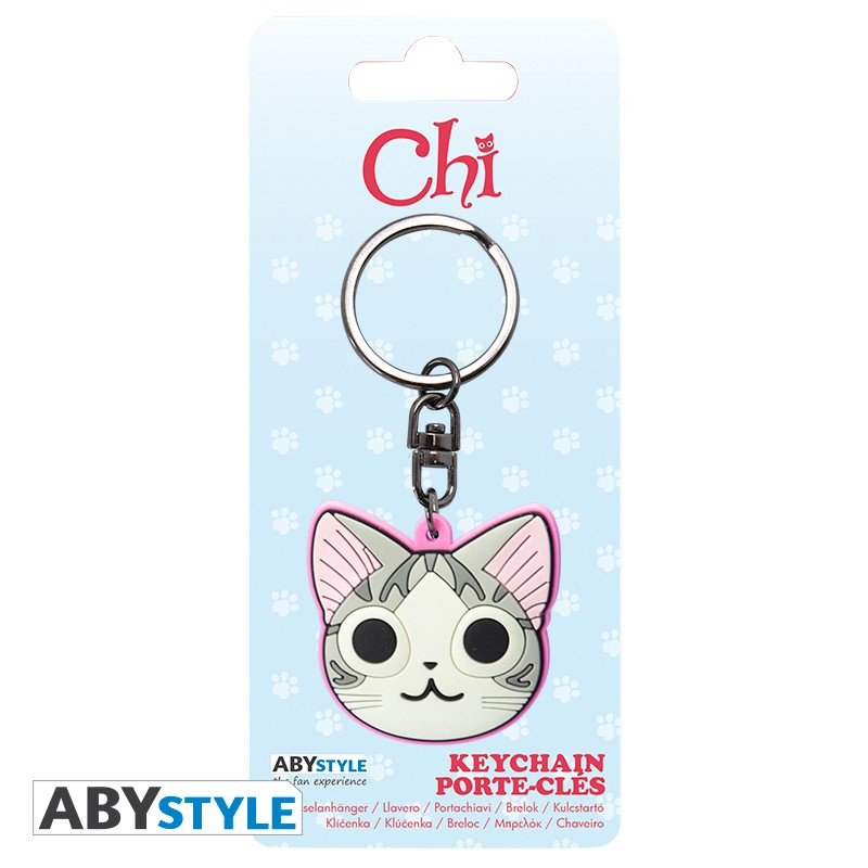 Chi Chi's Sweet Home PVC Keychain