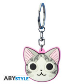 Chi Chi's Sweet Home PVC Keychain