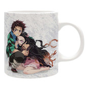 Tanjiro & Nezuko Demon Slayer Mug