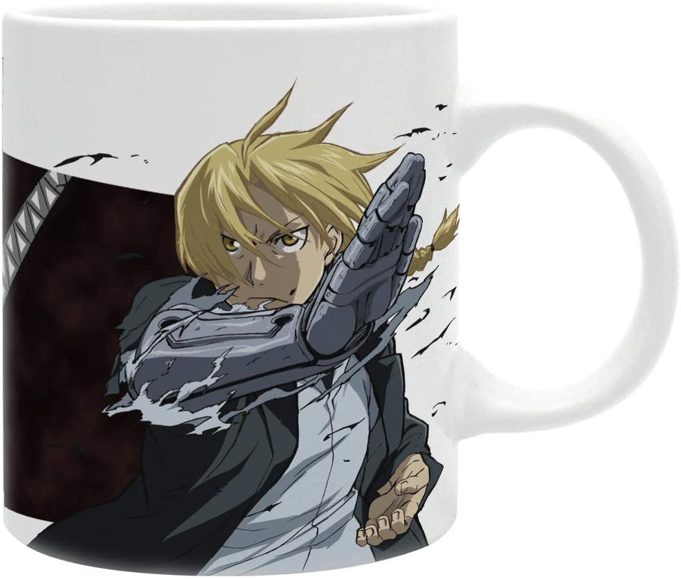 Group Vs Pride Fullmetal Alchemist Brotherhood Mug