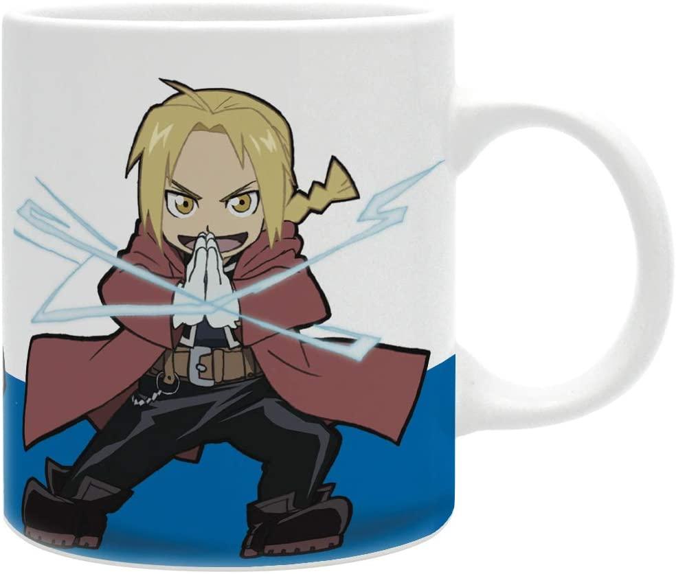 Chibi Elric Brothers Fullmetal Alchemist Brotherhood Mug