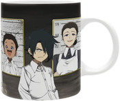 Grace Field House The Promised Neverland Mug