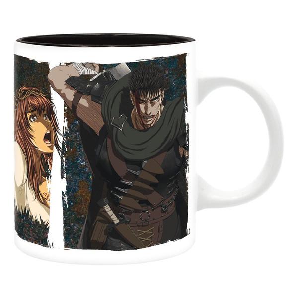 Berserk Group Mug