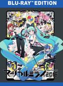 Hatsune Miku Magical Mirai Blu-ray