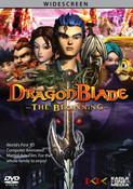 DragonBlade The Beginning DVD
