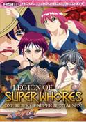 Legion of Super Whores DVD