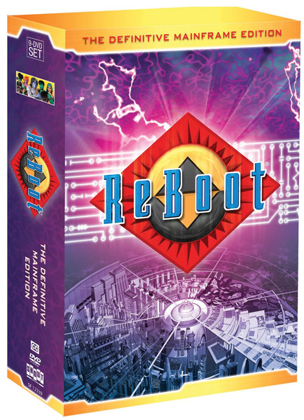 Reboot The Definitive Mainframe Edition DVD