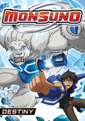 Monsuno Destiny DVD