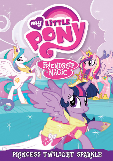 My Little Pony Friendship is Magic DVD 4 826663139815