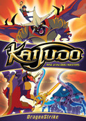 Kaijudo Rise of the Duel Masters Dragonstrike DVD