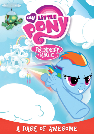 My Little Pony Friendship is Magic DVD 6 826663148251