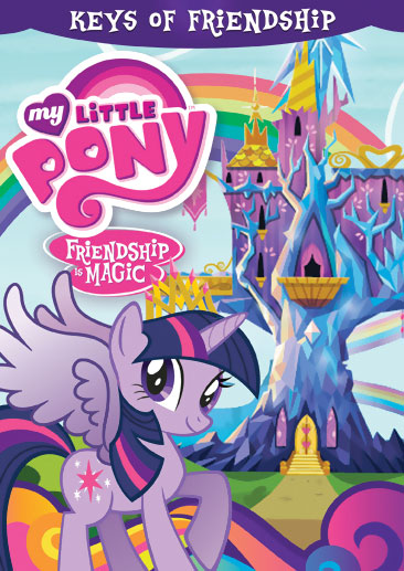 My Little Pony Friendship is Magic DVD 7 826663150827