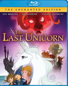 The Last Unicorn The Enchanted Edition Blu-ray/DVD