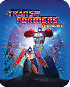 Transformers Movie 30th Anniversary Edition Steelbook Blu-ray
