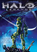 Halo Legends DVD