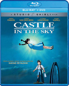 Castle in the Sky Blu-ray/DVD