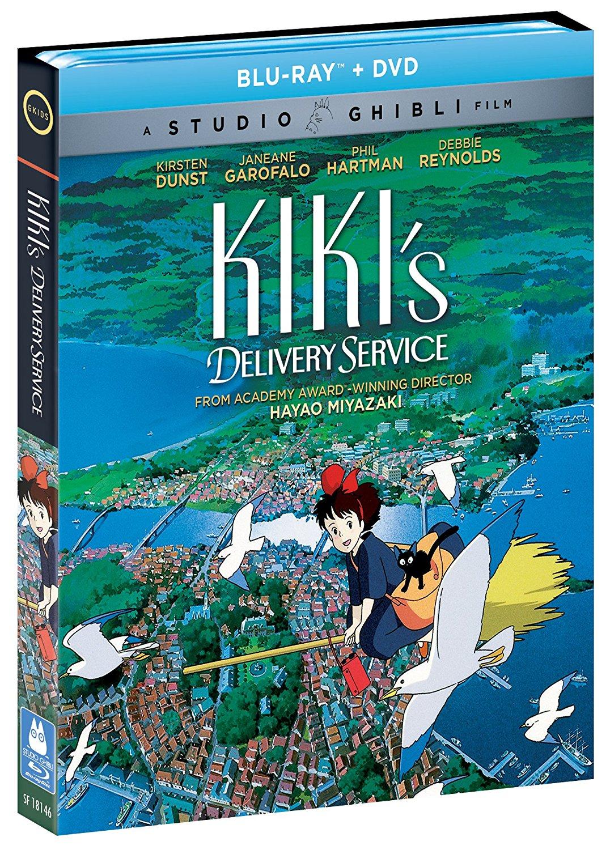 Kiki's Delivery Service Blu-ray/DVD