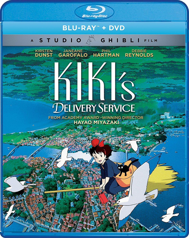 Kiki's Delivery Service Blu-ray/DVD 826663181463
