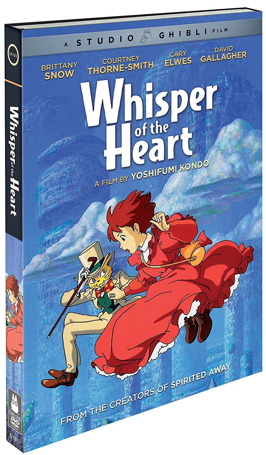 Whisper of the Heart DVD