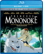 Princess Mononoke Blu-ray/DVD