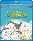 My Neighbors the Yamadas Blu-ray/DVD