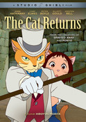 The Cat Returns DVD
