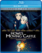 Howl's Moving Castle Blu-ray/DVD