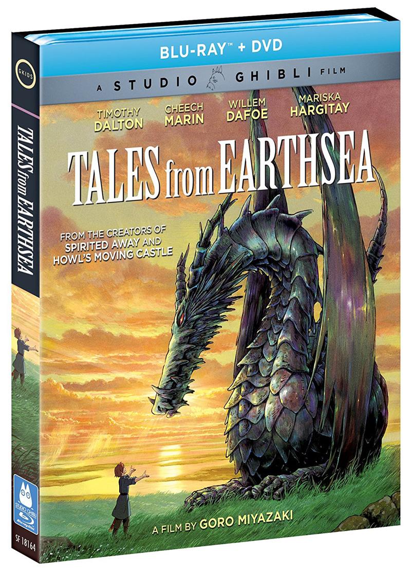 Tales From Earthsea Blu-ray/DVD