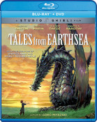 Tales From Earthsea Blu-ray/DVD