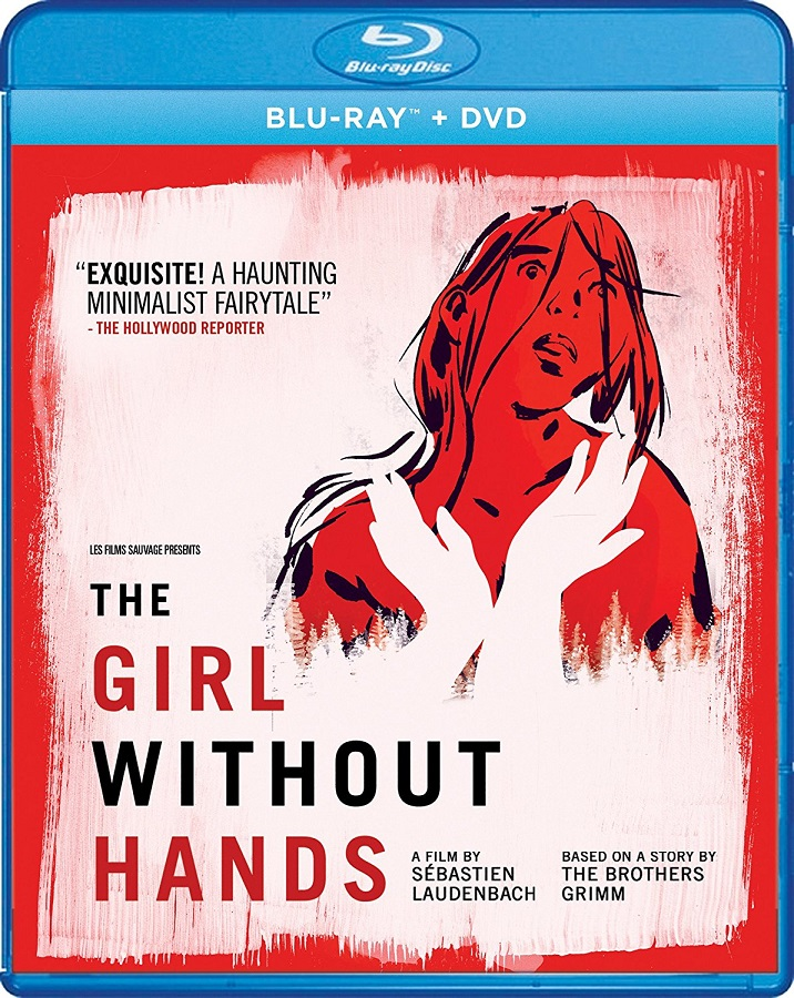 The Girl Without Hands Blu-ray/DVD 826663185034