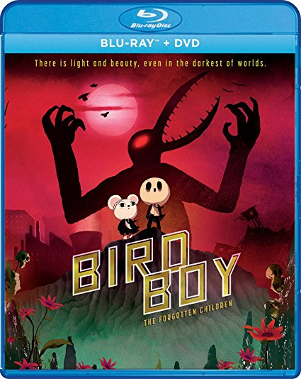 Birdboy The Forgotten Children Blu-ray/DVD 826663185058