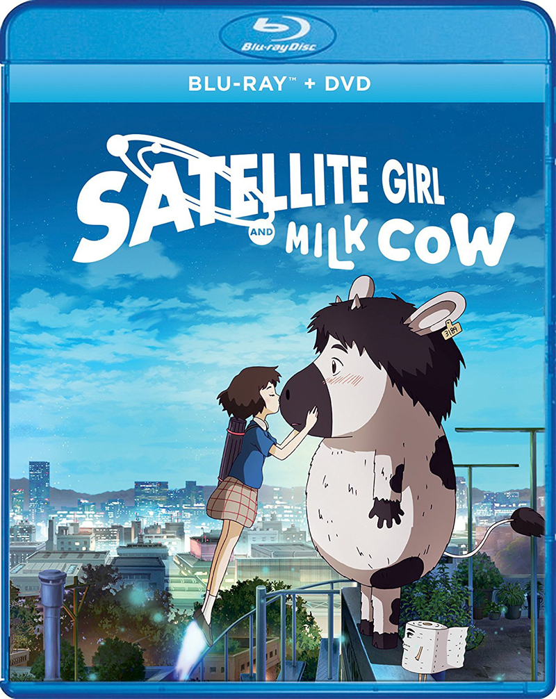 Satellite Girl and Milk Cow Blu-ray/DVD 826663187762