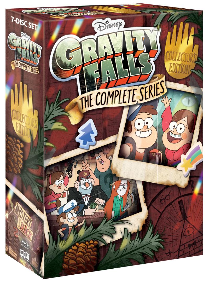 Gravity Falls Blu-ray 826663188837