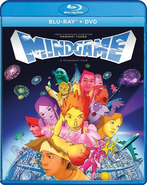Mind Game Blu-Ray