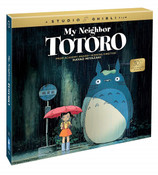 My Neighbor Totoro 30th Anniversary Edition Blu-ray