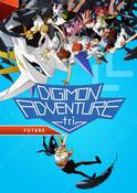 Digimon Adventure tri Future DVD
