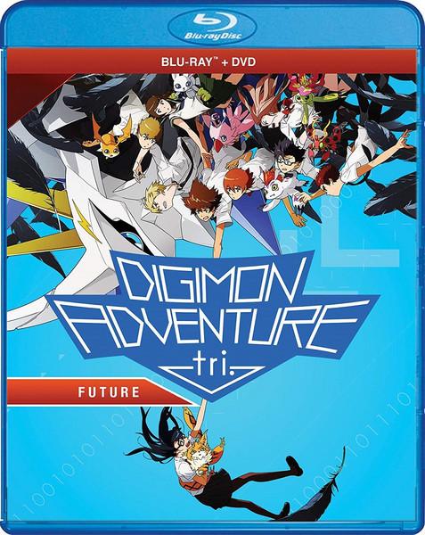 Digimon Adventure tri Future Blu-ray/DVD