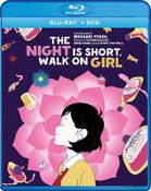 The Night is Short Walk on Girl Blu-ray/DVD