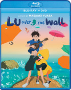 Lu Over the Wall Blu-ray/DVD