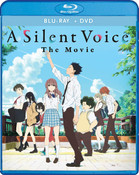 A Silent Voice Blu-ray/DVD