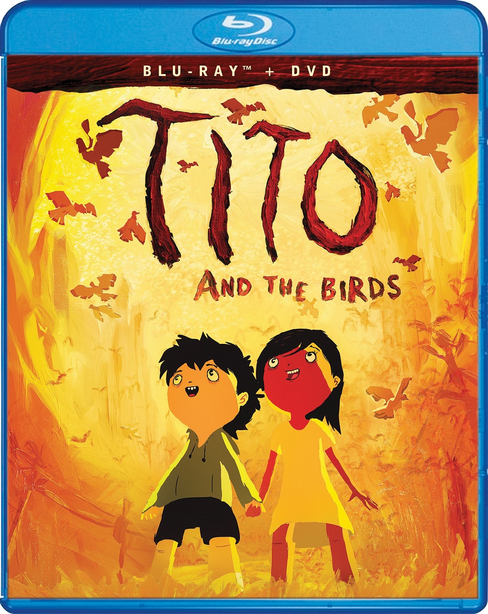 Tito and the Birds Blu-ray/DVD