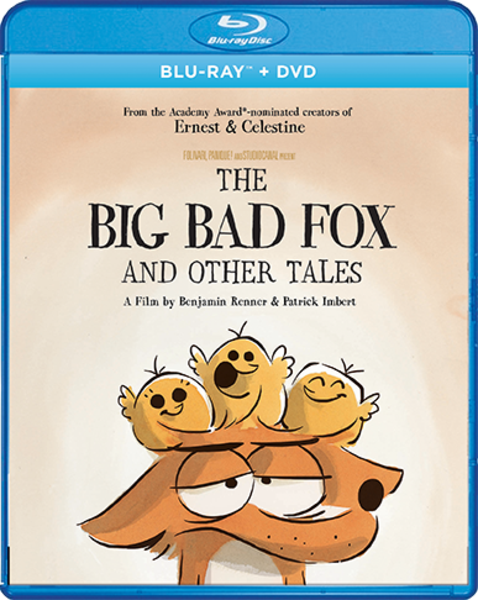 The Big Bad Fox and Other Tales Blu-ray/DVD