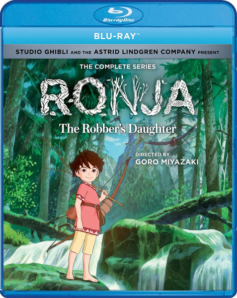 Ronja The Robber's Daughter Blu-ray