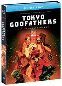Tokyo Godfathers Blu-ray/DVD