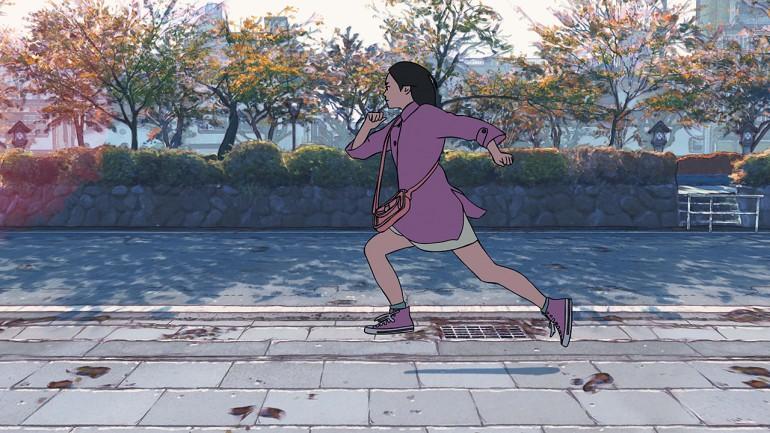 The Case of Hana & Alice Blu-ray