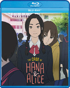 The Case of Hana & Alice Blu-ray