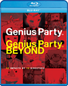 Genius Party & Genius Party Beyond Blu-ray